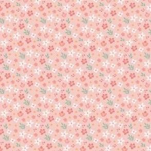 Easter Floral - pink