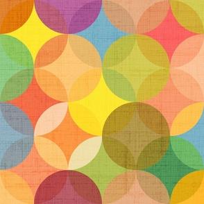 Pine and mint green bandana small scale