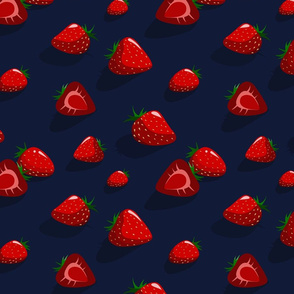 Fresh Summer Strawberries #2
