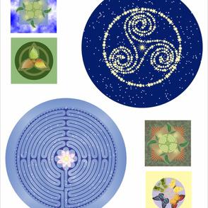 Labyrinth Constellation Round