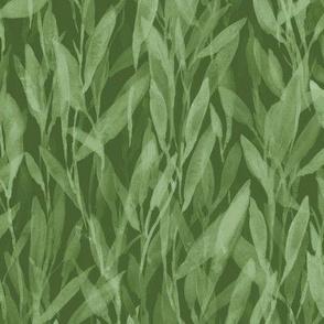 Leafy environment green