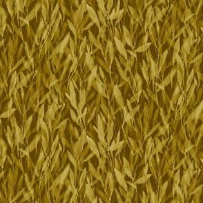 Leafy environment mustard