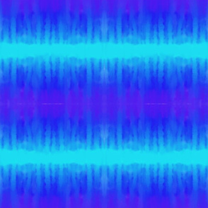 Lg Shades of Blue by DulciArt, LLC