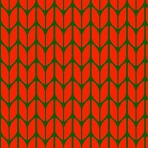 Knit Stitch - Christmas