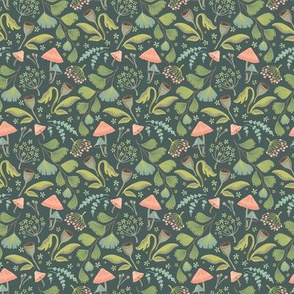 Groundcover: Teal