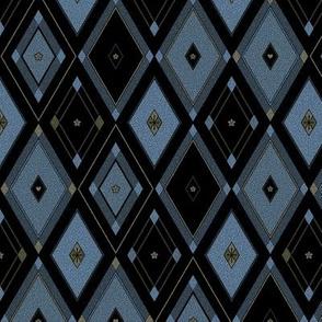 Glory (blue and black 2)