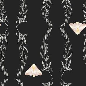 Moths - Charcoal