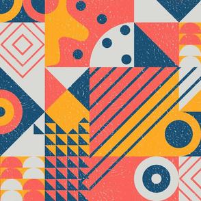 Bauhaus blocks - primary