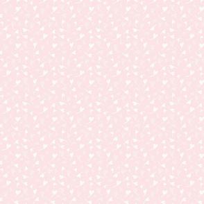 Leaf Droplet on Pink