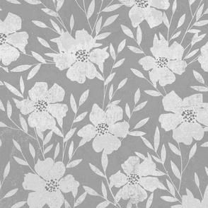 Gray FauxTexture Pattern