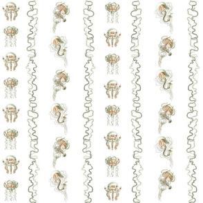 Jellyfish Stripes