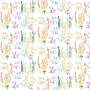 fringe white pink shelly - LG 1339
