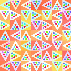 COLORFUL TRIANGLES FOUR