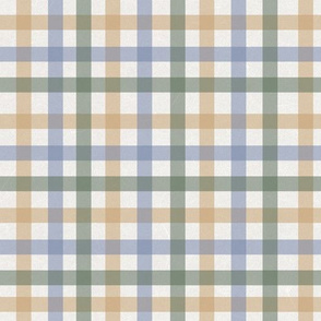 Gingham - forest
