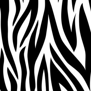 Graphic Zebra Skin JUMBO