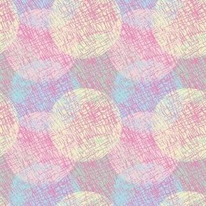 circles in rainbow colors by rysunki_malunki
