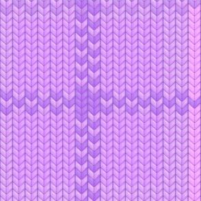 Plum Knit