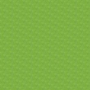 Moss Green Tone on Tone