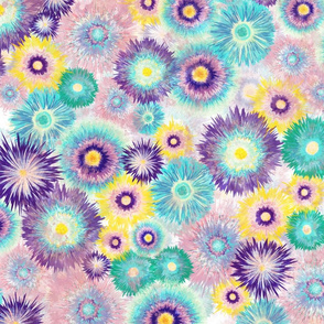 Dye Garden - Multi Purple
