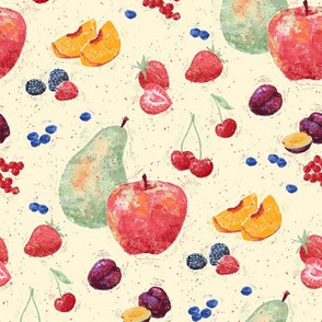 Foodie Goodies - Fruits