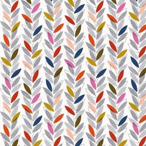 MidMod Vines - Happy Colors