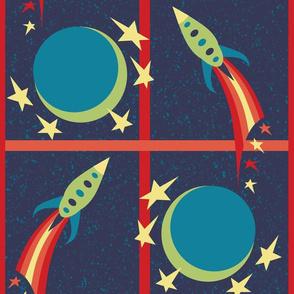Moon Rockets