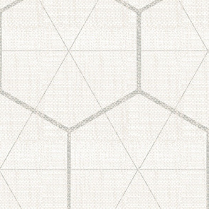 Large Scale Neutral Hex
