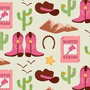 Cute Gray Pink Owl Flower Garden