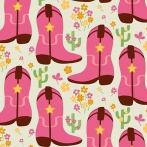 Medium Cute Owl Flower Garden Butterfly Pink