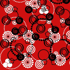 Circles Bubbles Concentric Rings