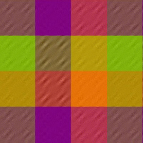 "simple 2""madras - market colors"