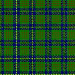 "Cameron of Lochiel hunting tartan, 1.25"""