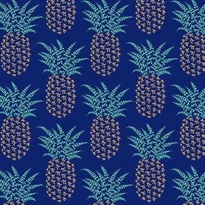 smaller pi-napple pineapple - hawaiian nerd shirt