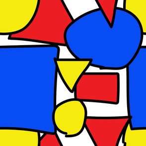 Primary Shapes - Large
