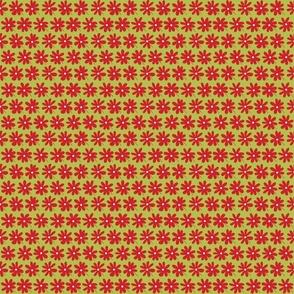 Flower Shower Chartreuse