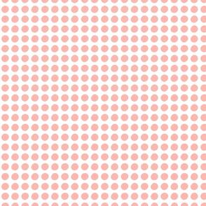 Pink Circle Polka-Dots