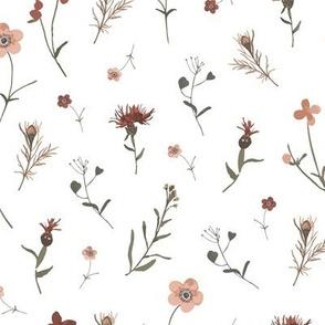 wildflowers abound
