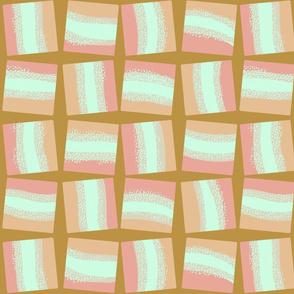 Jelly Blocks Pineapple