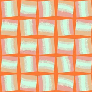 Jelly Blocks Tangerine