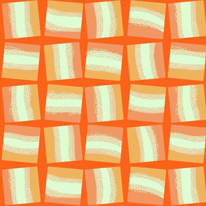 Jelly Blocks Orange