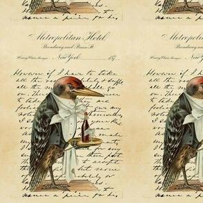 Woodpecker Butler