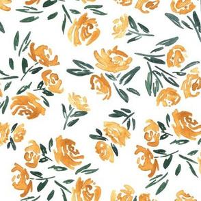 Yellow Rose Garden Large