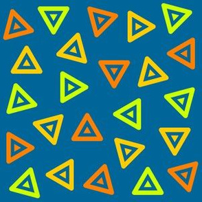 09836465 © concentric triangles : fruity
