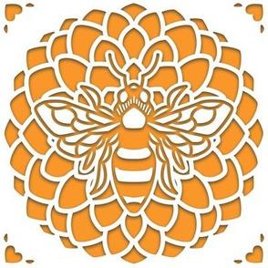 Dahlia Bee