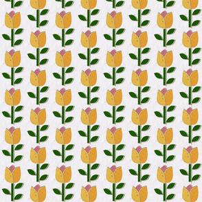 Tulips Papercut