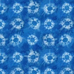 Indigo Burst Tie Dye (s)