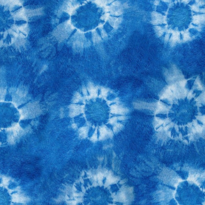 Indigo Burst Tie Dye (L)