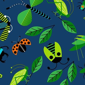 Nature: insects!