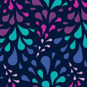 Color Splash - Navy
