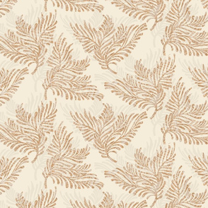 Botanical Leaves- Neutral